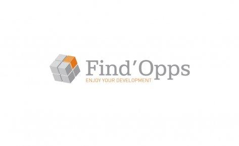 Find´Opps Diseño Logotipo, Imagen Corporativa