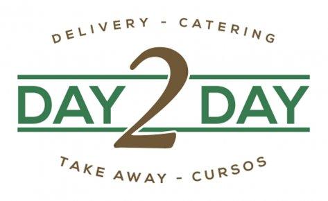 Day 2 Day Diseño de Logotipo