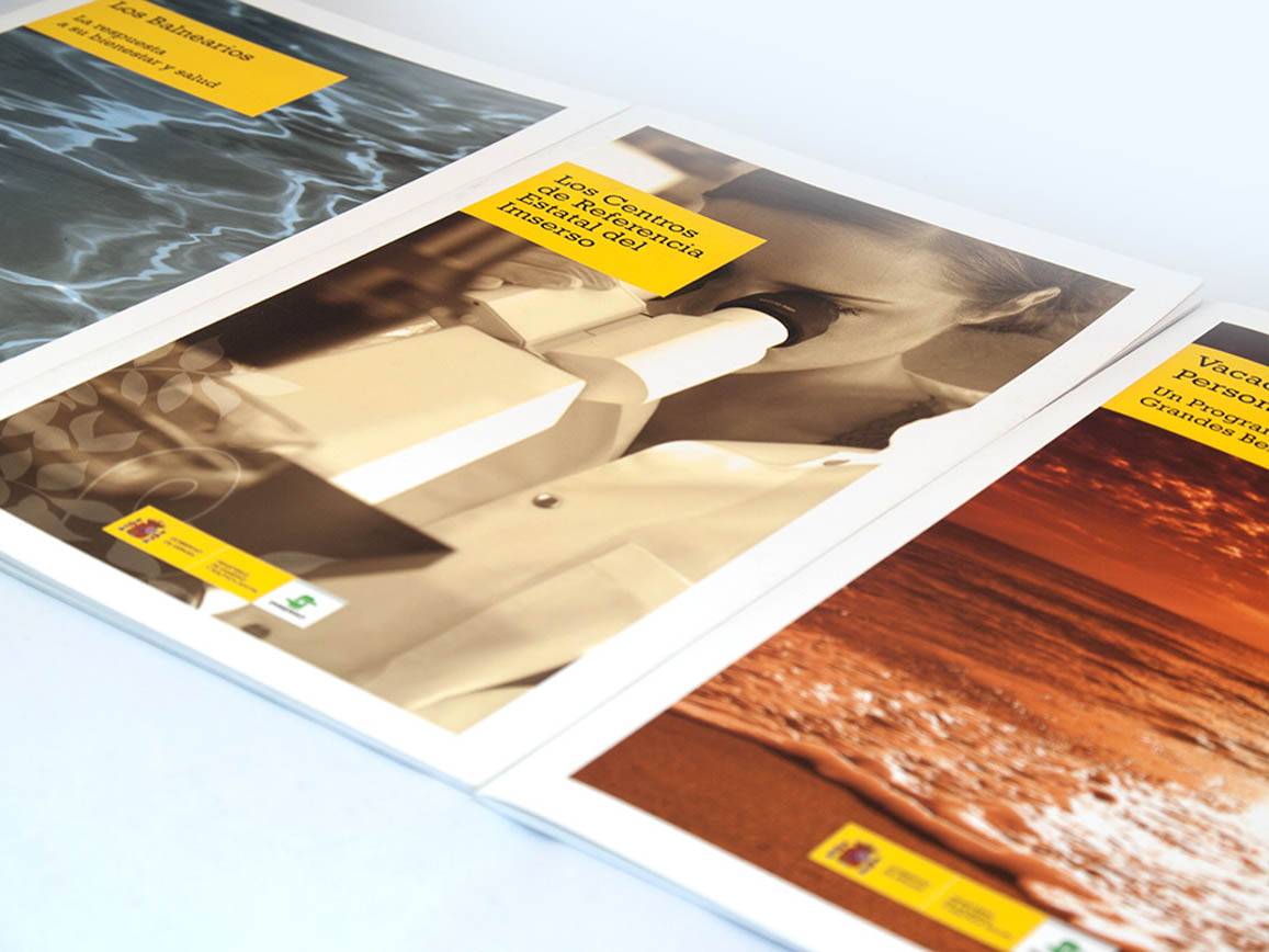 Diseño Corporativo - Linea de Catálogos