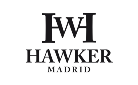 Diseño de logotipo e imagen corporativa – Hawker