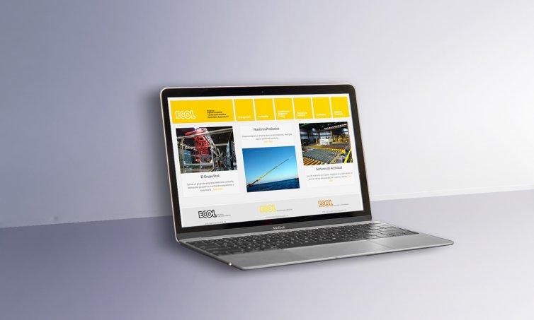 Ecol Diseño – Mantenimiento Web y Posicionamiento SEO