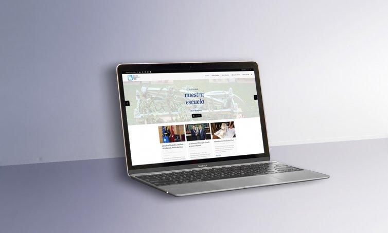 Diseño, Personalización, Mantenimiento Web ETSII