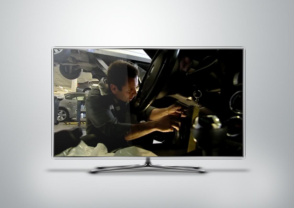 BMW: producción montaje edición video