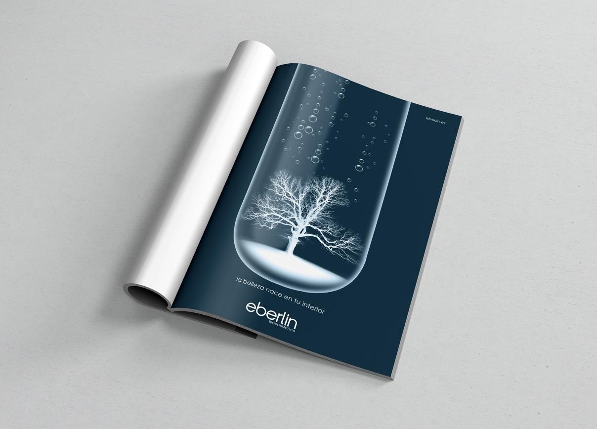 Publicidad y diseño gráfico – Eberlin