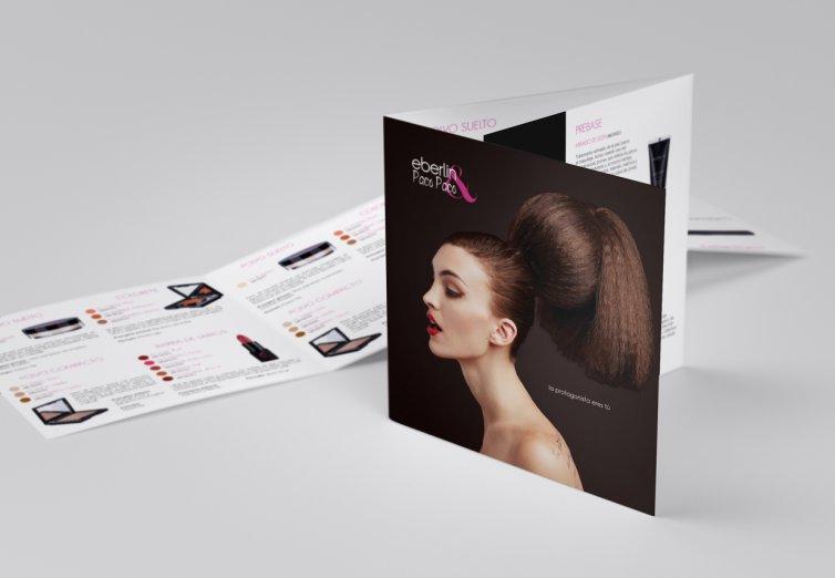 Diseño Cosmética y Maquillaje: Eberlin & Paco Paco